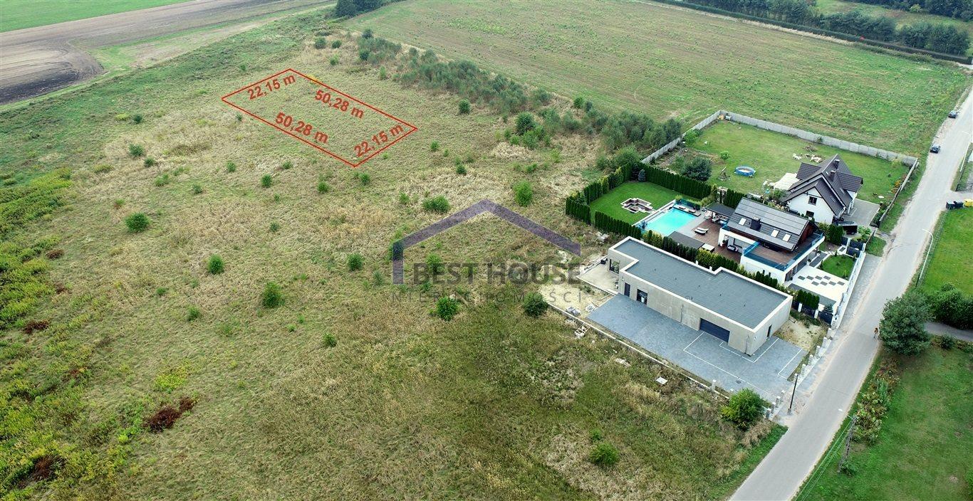 Działka budowlana na sprzedaż Sokołowice  1100m2 Foto 1