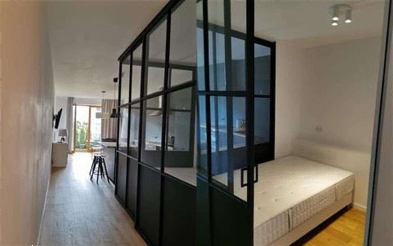 Mieszkanie dwupokojowe na sprzedaż Warszawa, Wilanów, warszawa  50m2 Foto 3