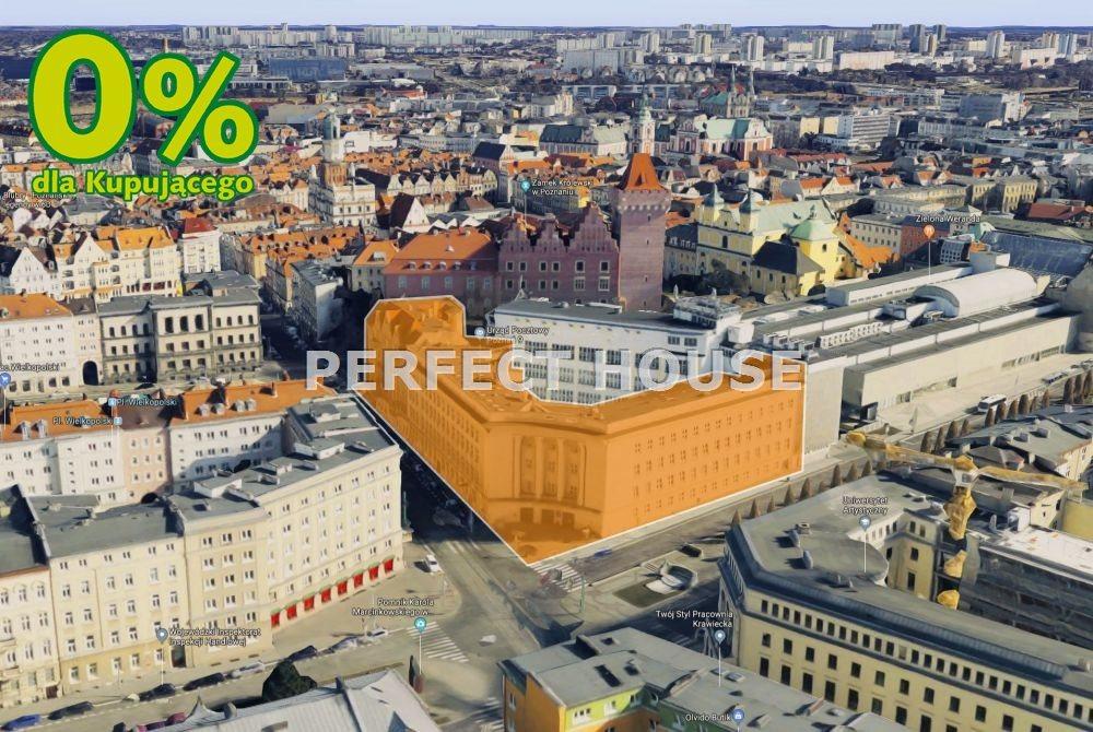 Lokal użytkowy na sprzedaż Poznań, Stare Miasto, Aleje Marcinkowskiego  9325m2 Foto 1