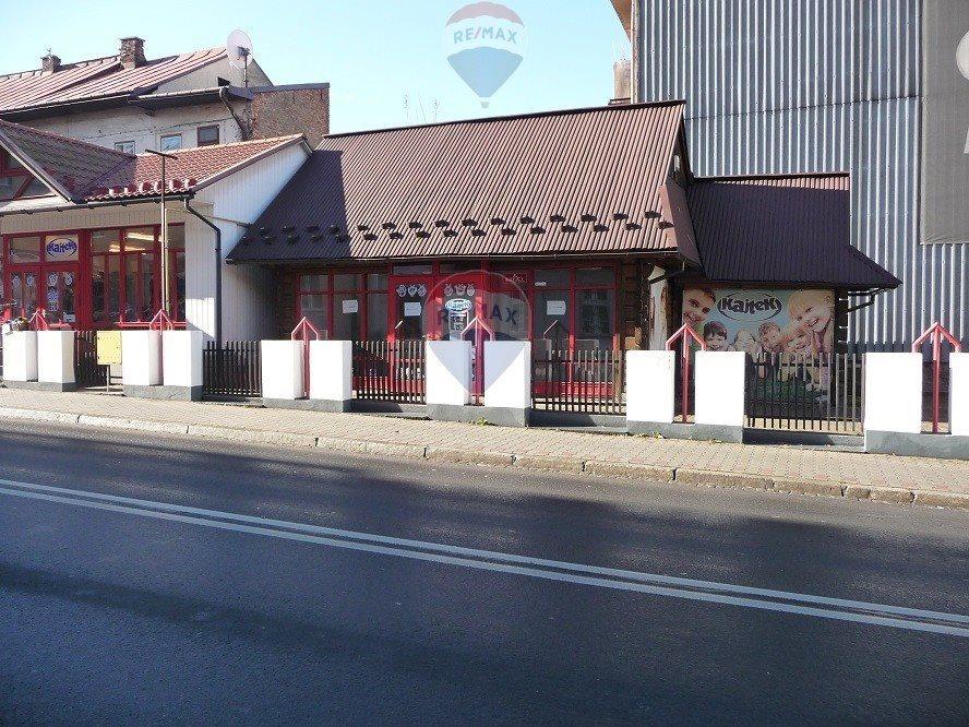 Lokal użytkowy na wynajem Nowy Targ  35m2 Foto 1