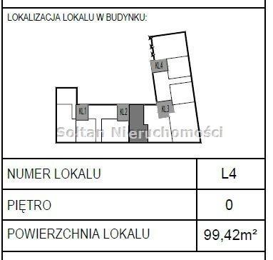 Lokal użytkowy na wynajem Warszawa, Mokotów, Pod Skocznią, Białej Koniczyny  99m2 Foto 3