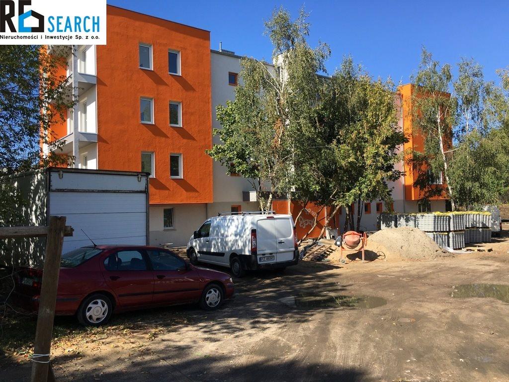 Mieszkanie dwupokojowe na sprzedaż Poznań, Nowe Miasto, Sucha  49m2 Foto 1