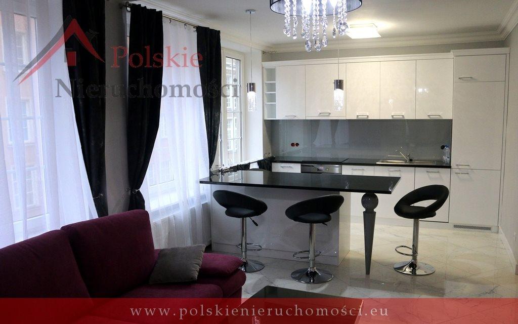 Mieszkanie trzypokojowe na wynajem Gdańsk, Śródmieście, Długa  71m2 Foto 3