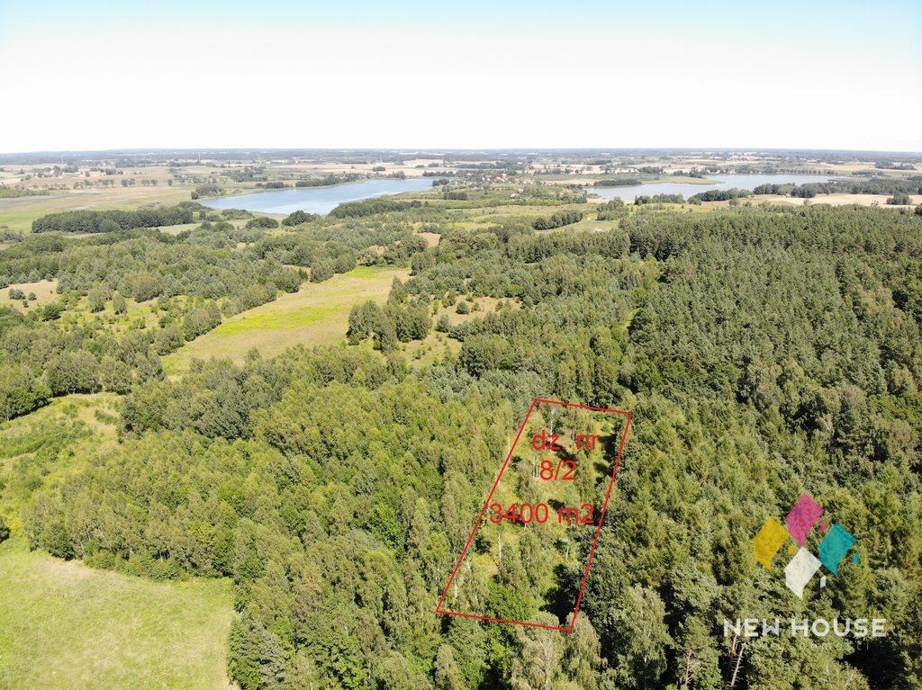 Działka rolna na sprzedaż Wojtkowizna  3400m2 Foto 2