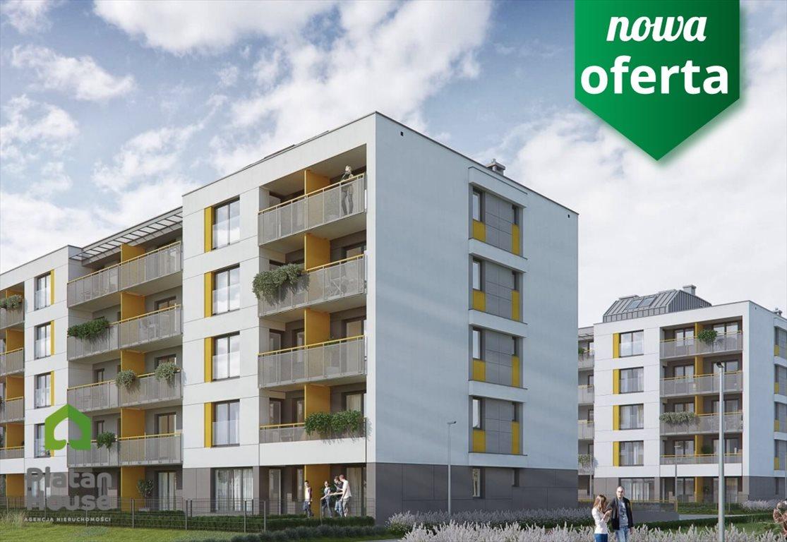 Mieszkanie dwupokojowe na sprzedaż Wrocław, Stabłowice, Jodłowicka  49m2 Foto 5