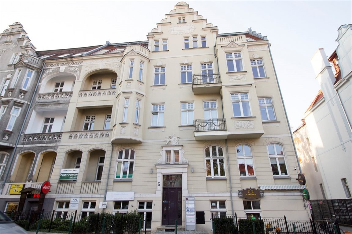 Lokal użytkowy na wynajem Poznań, Jeżyce, Adama Mickiewicza  68m2 Foto 4