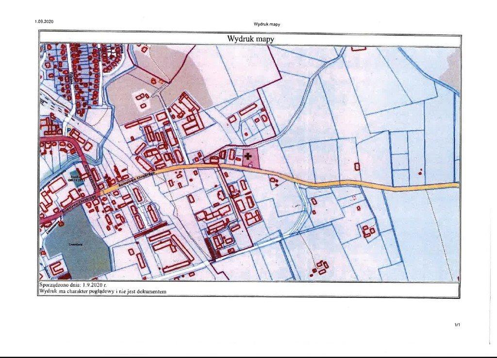 Działka przemysłowo-handlowa na sprzedaż Biskupiec  3246m2 Foto 1