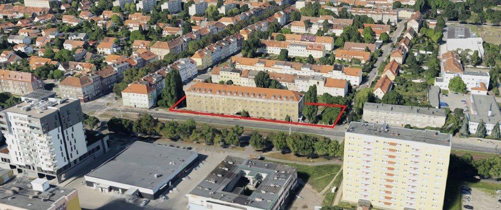 Lokal użytkowy na sprzedaż Gdańsk, al. gen. Józefa Hallera  4395m2 Foto 2