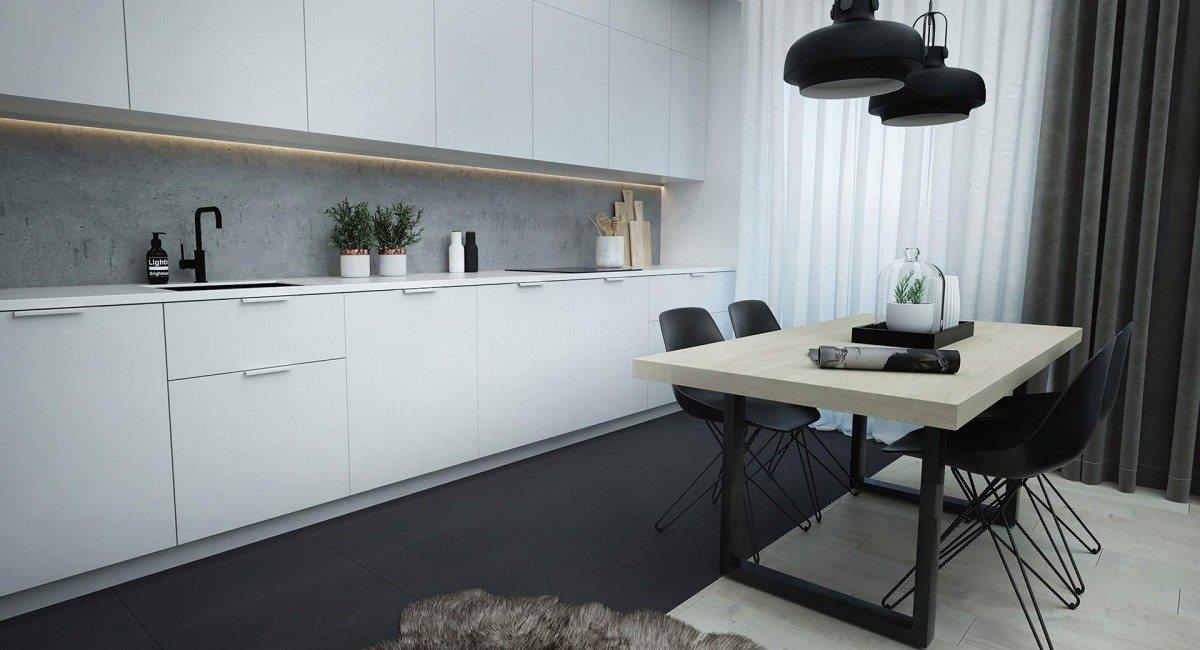 Mieszkanie trzypokojowe na sprzedaż Gdynia, Dąbrowa, Rdestowa  67m2 Foto 1