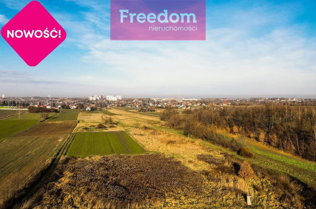 Działka budowlana na sprzedaż Rzeszów, Górna Słocina, ks. Andrzeja Pasterczyka  5387m2 Foto 2