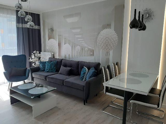 Mieszkanie trzypokojowe na wynajem Toruń, Przedmieście Jakubskie, Szosa Lubicka  50m2 Foto 1