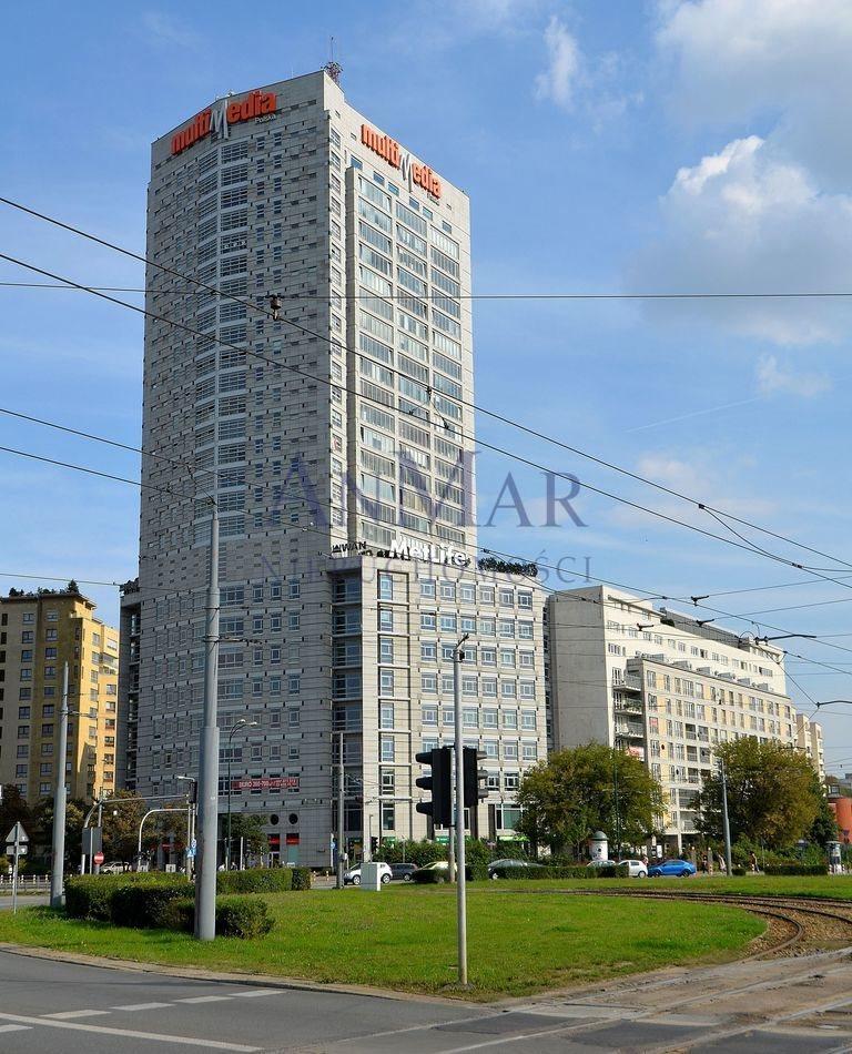 Mieszkanie trzypokojowe na wynajem Warszawa, Śródmieście, al. Jana Pawła II  85m2 Foto 1