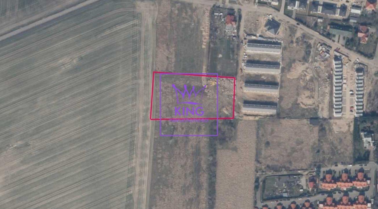 Działka budowlana na sprzedaż Szczecin, Gumieńce  7808m2 Foto 1