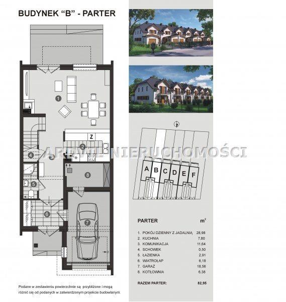 Dom na sprzedaż Grabówka, Grabówka  156m2 Foto 5