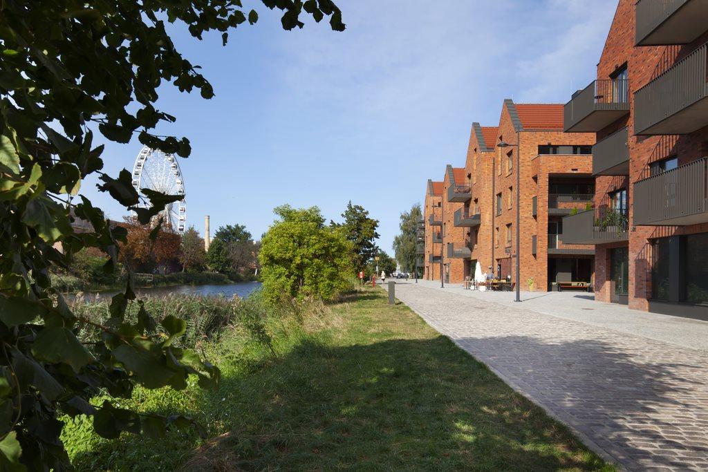 Mieszkanie dwupokojowe na wynajem Gdańsk, Angielska Grobla  48m2 Foto 13