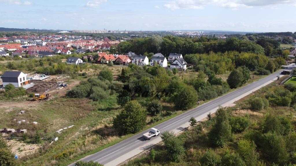 Działka budowlana na sprzedaż Szczecin, Bezrzecze  1126m2 Foto 5