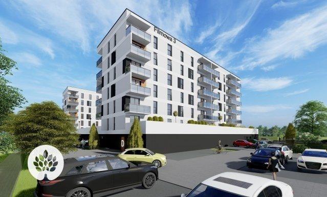 Mieszkanie trzypokojowe na sprzedaż Bydgoszcz, Bartodzieje Małe, Filmowa  54m2 Foto 4