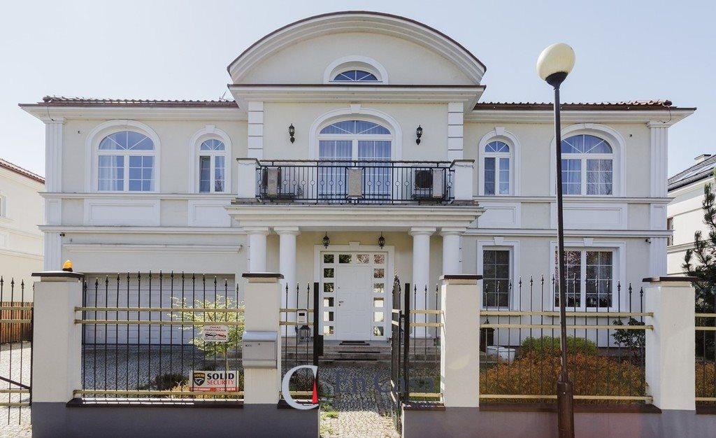 Luksusowy dom na sprzedaż Warszawa, Wilanów  750m2 Foto 1