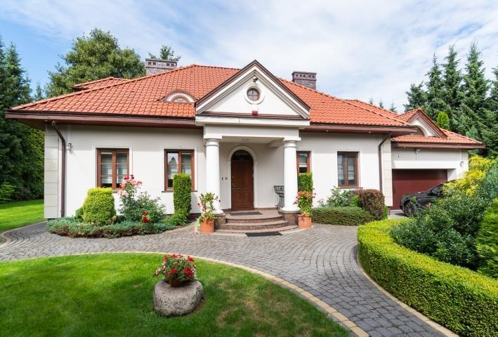 Luksusowy dom na sprzedaż Konstancin-Jeziorna  290m2 Foto 1