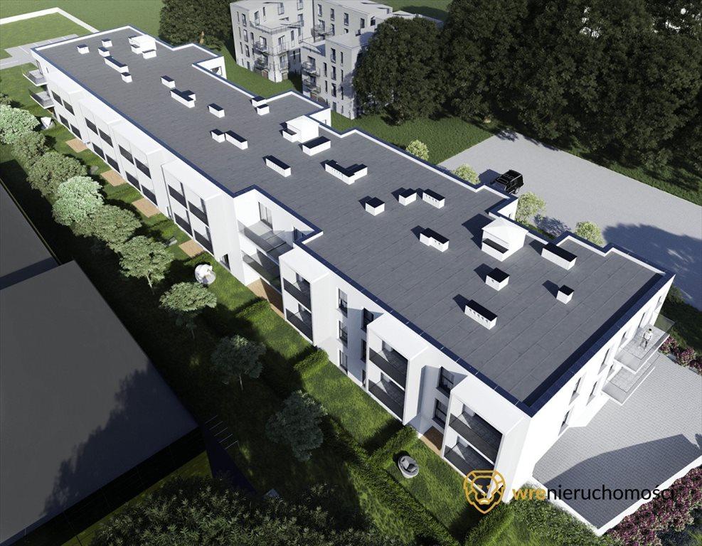 Mieszkanie dwupokojowe na sprzedaż Wrocław, Fabryczna, Jurija Gagarina  40m2 Foto 5