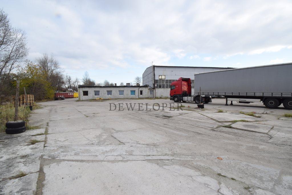 Działka przemysłowo-handlowa pod dzierżawę Katowice, Burowiec  6500m2 Foto 2