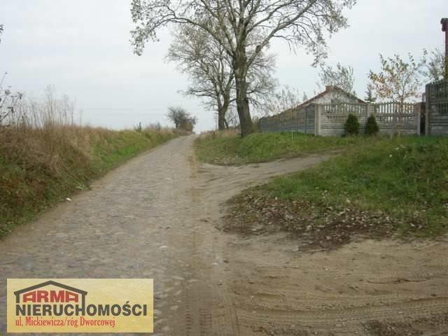Działka budowlana na sprzedaż Strachocin  1400m2 Foto 4