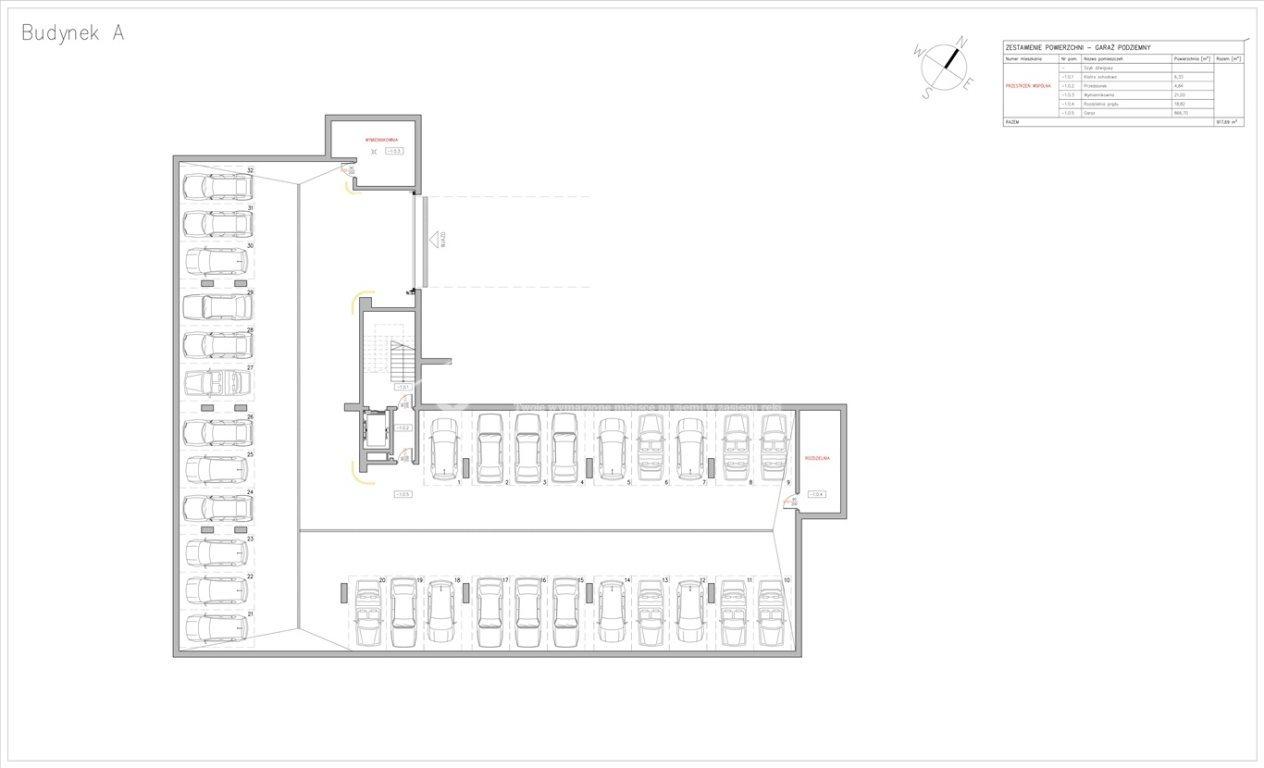 Mieszkanie dwupokojowe na sprzedaż Bielsko-Biała  47m2 Foto 5