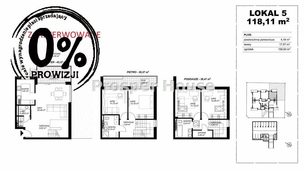 Mieszkanie na sprzedaż Warszawa, Włochy  118m2 Foto 1