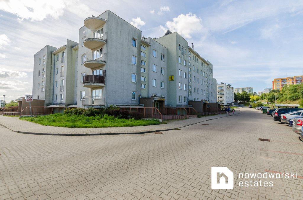 Mieszkanie dwupokojowe na wynajem Gdańsk, Chełm, Witolda Grabowskiego  47m2 Foto 10