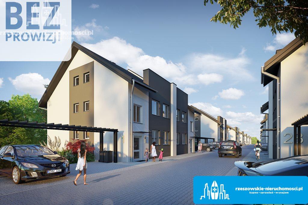 Mieszkanie czteropokojowe  na sprzedaż Rzeszów, Budziwój, pl. Jana Pawła II  69m2 Foto 1