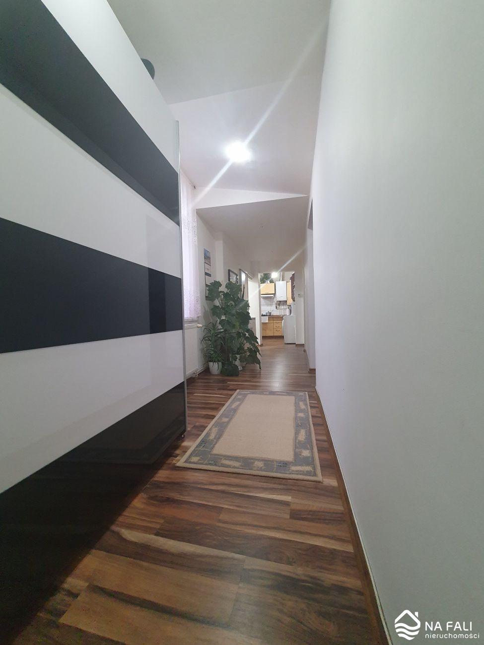 Mieszkanie dwupokojowe na sprzedaż Kołobrzg, centrum miasta  78m2 Foto 9