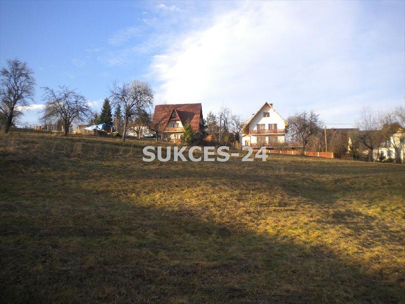 Działka budowlana na sprzedaż Limanowa, Centrum  3000m2 Foto 1