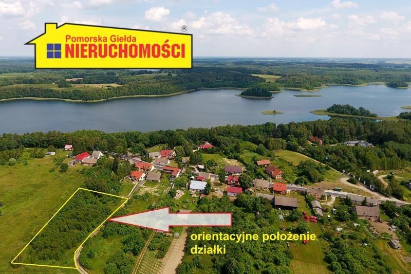 Działka siedliskowa na sprzedaż Śmiadowo, Jezioro, Las, działka  3000m2 Foto 1