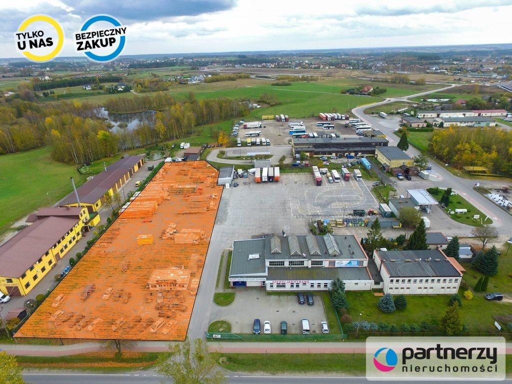 Działka komercyjna na sprzedaż Kościerzyna, Drogowców  6466m2 Foto 1