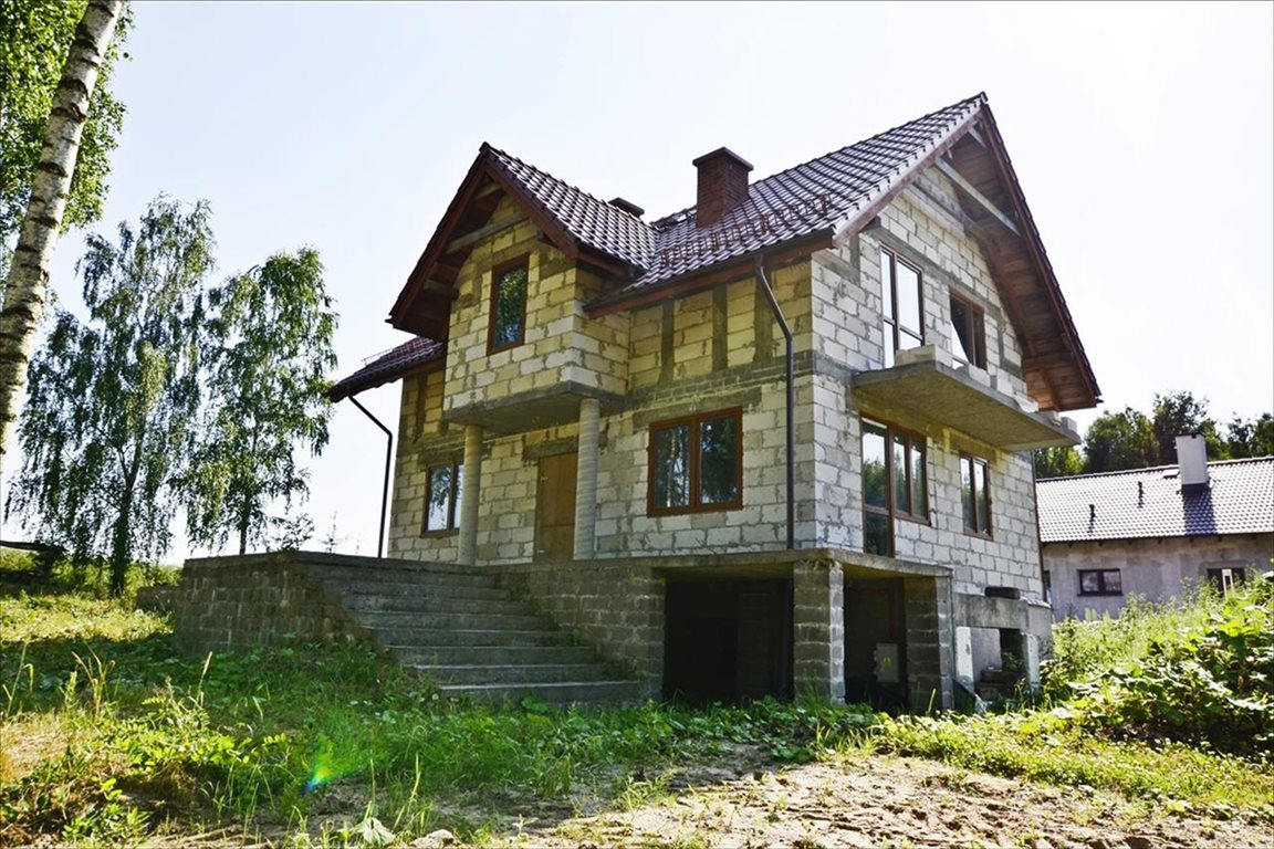 Dom na sprzedaż Zielonka Pasłęcka, Pasłęk  183m2 Foto 1