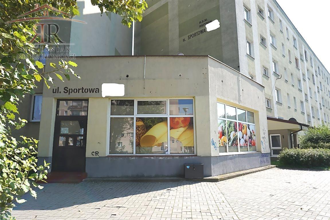 Lokal użytkowy na sprzedaż Częstochowa, Wrzosowiak  68m2 Foto 1