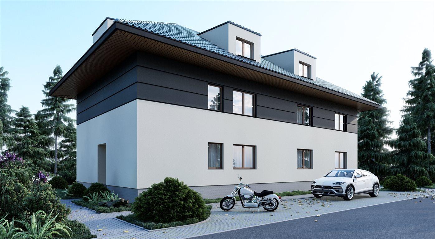 Mieszkanie trzypokojowe na sprzedaż Tarnowskie Góry, rybna, Czołgistów 10  59m2 Foto 2