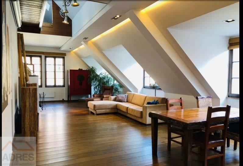 Mieszkanie czteropokojowe  na wynajem Warszawa, Śródmieście, Stare Miasto, Rycerska  215m2 Foto 2