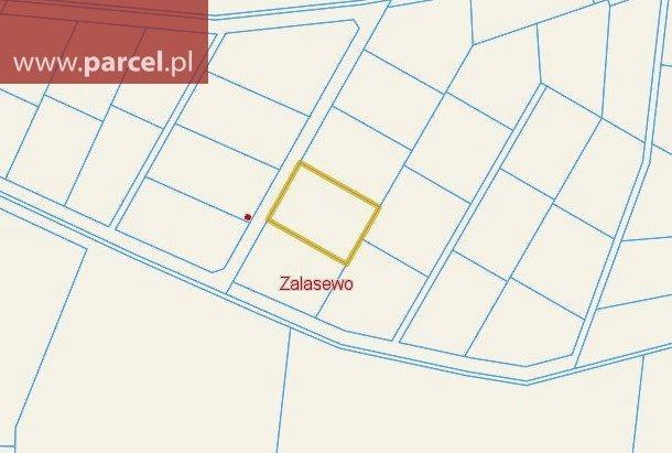 Działka budowlana na sprzedaż Zalasewo, Piknikowa  3030m2 Foto 2