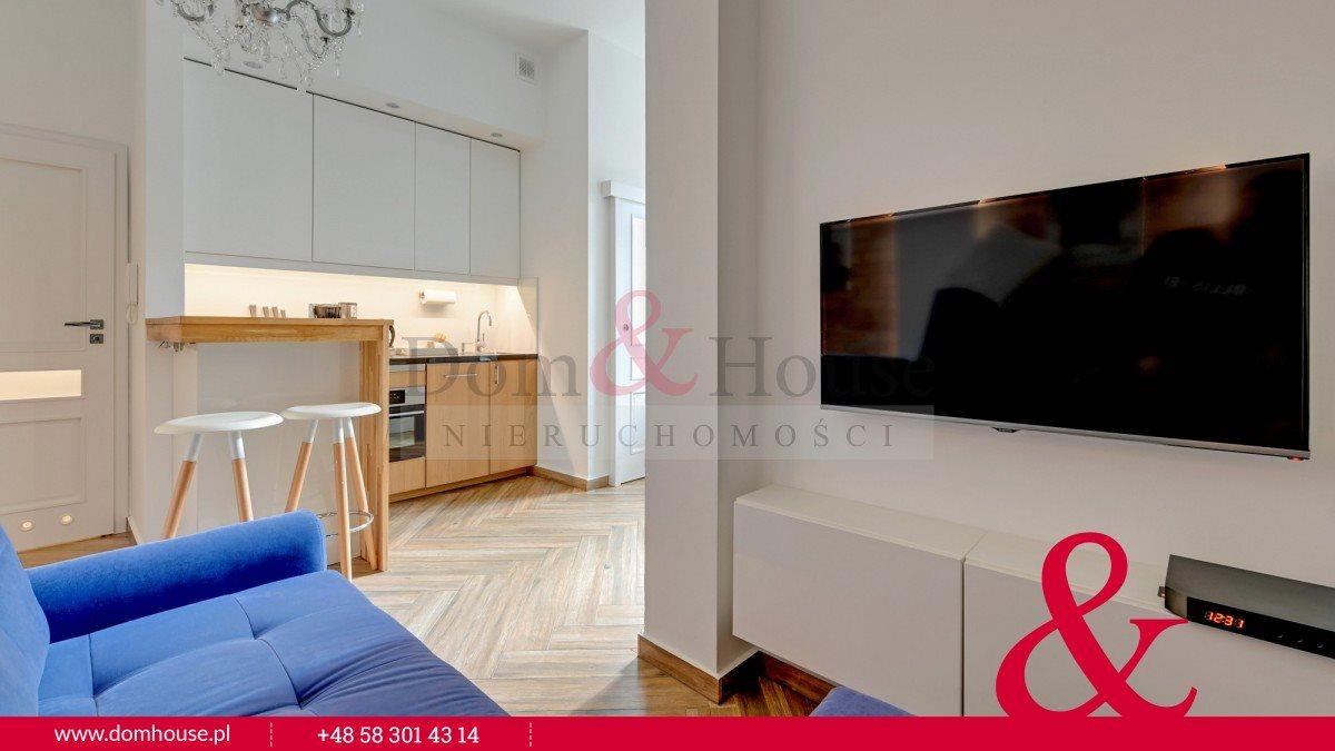 Mieszkanie dwupokojowe na wynajem Gdańsk, Śródmieście, Ogarna  27m2 Foto 12