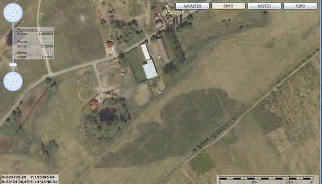 Działka rolna na sprzedaż Bobolin  1210m2 Foto 1