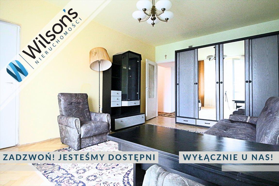 Mieszkanie dwupokojowe na wynajem Warszawa, Żoliborz Stary Żoliborz, ks. Jerzego Popiełuszki  54m2 Foto 1