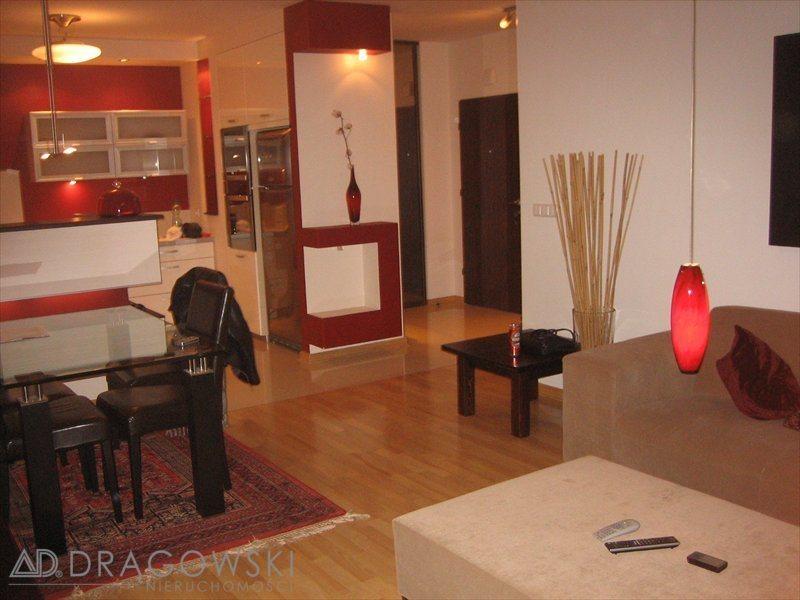 Mieszkanie trzypokojowe na wynajem Warszawa, Mokotów, Dolna  78m2 Foto 3