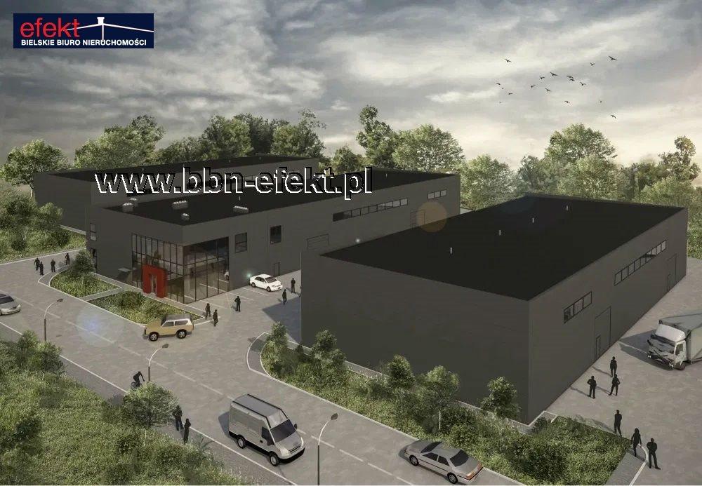 Działka inwestycyjna na sprzedaż Bielsko-Biała  16270m2 Foto 1