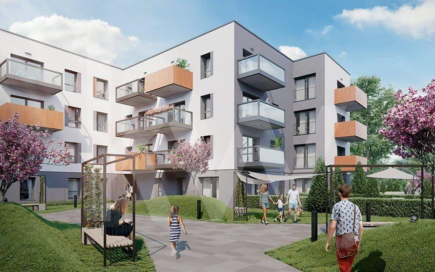 Mieszkanie dwupokojowe na sprzedaż Poznań, Grunwald  40m2 Foto 1
