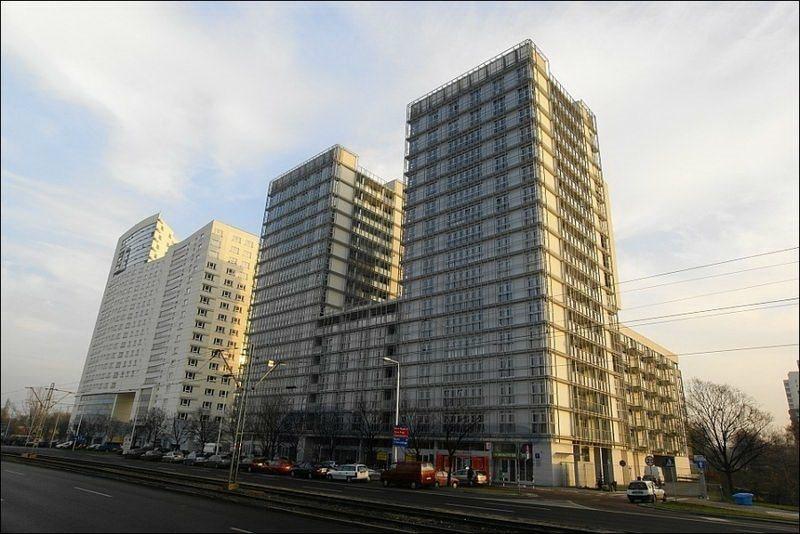 Mieszkanie trzypokojowe na wynajem Warszawa, Śródmieście, Słomińskiego  92m2 Foto 1