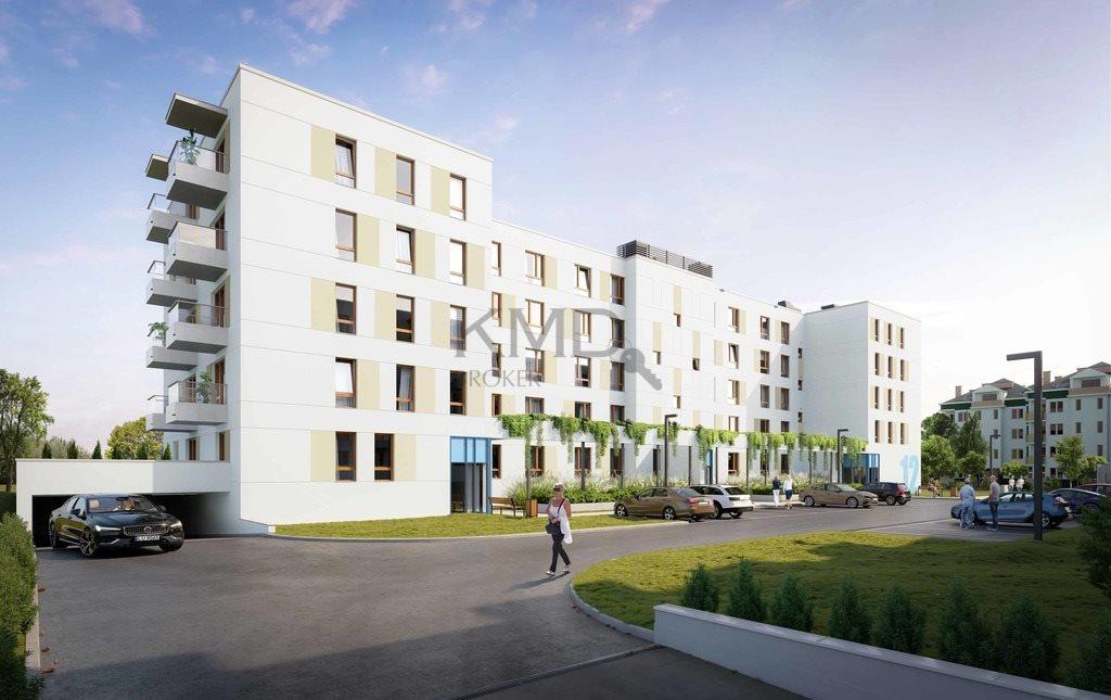 Mieszkanie trzypokojowe na sprzedaż Lublin, Wrotków, Henryka Wolińskiego  49m2 Foto 1