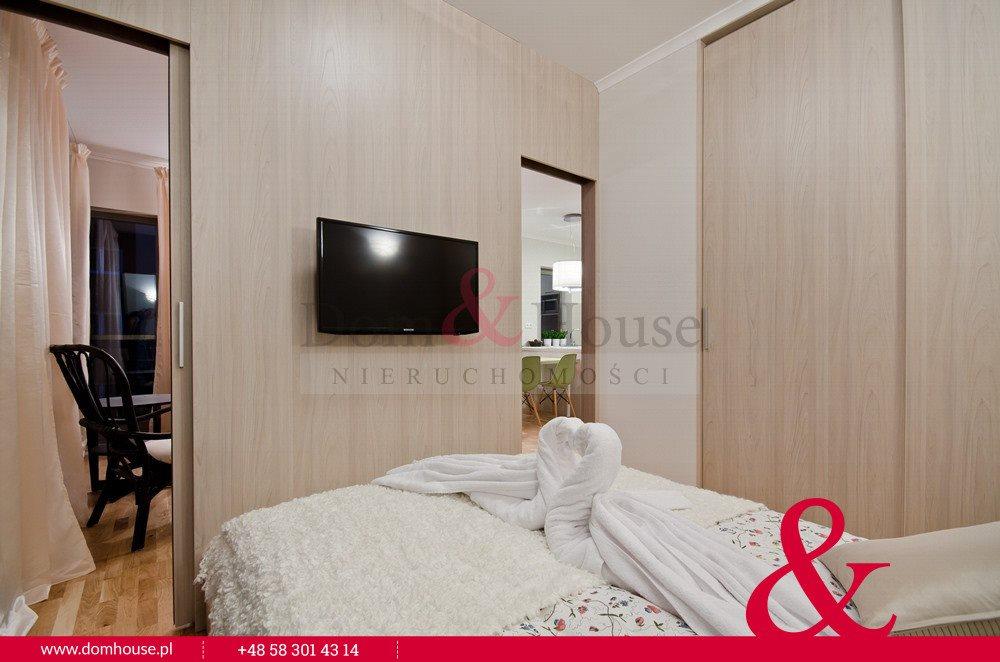 Mieszkanie dwupokojowe na wynajem Gdańsk, Śródmieście, Szafarnia  40m2 Foto 12