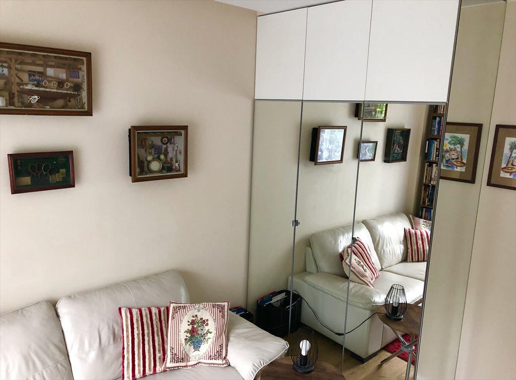 Mieszkanie trzypokojowe na sprzedaż Warszawa, Wilanów, Vogla  84m2 Foto 4