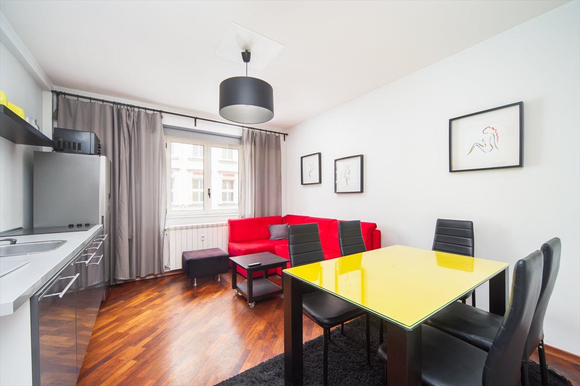 Mieszkanie trzypokojowe na sprzedaż Wrocław, Stare Miasto, Rynek, Odrzańska  51m2 Foto 1